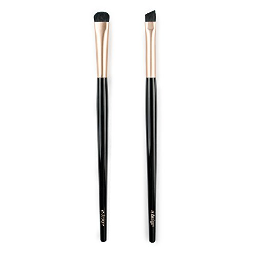aDesign Professional 2 Piece Makeup Brush Kit  Liner Power Duo