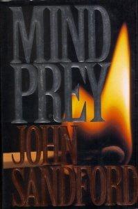 book cover of Mind Prey