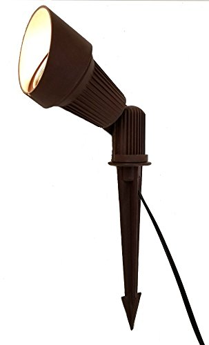 LED Landscape Lighting Fixture in Bronze (BPL-104BRZ-5W) ()