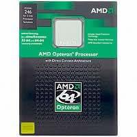 HP AMD Opteron 250 Processor - Upgrade