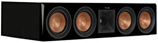 Klipsch RP-504C Center Channel Speaker Piano Black
