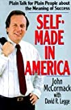 img - for Self-made in America book / textbook / text book