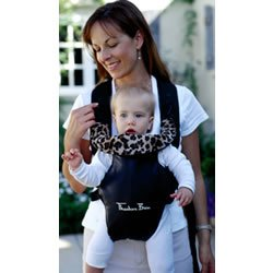 16b9faa007b Amazon.com   Theodore Bean Leopard Baby Carrier   Child Carrier Front Packs    Baby