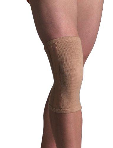 Thermoskin Elastic Knee Stabilizer Support, Beige, Medium