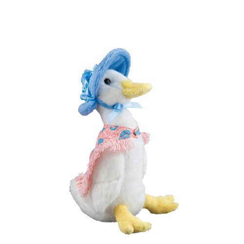 GUND Peter Rabbit Jemima Puddle Duck Plush Toy - Medium