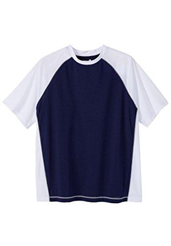 KingSize KS Island Men's Big & Tall Swim Shirt, Big-5Xl