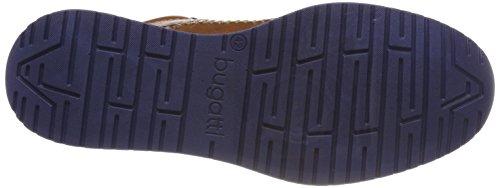 cognac Sneakers Bugatti Basses Homme 311385041000 Marron wX7BqRS