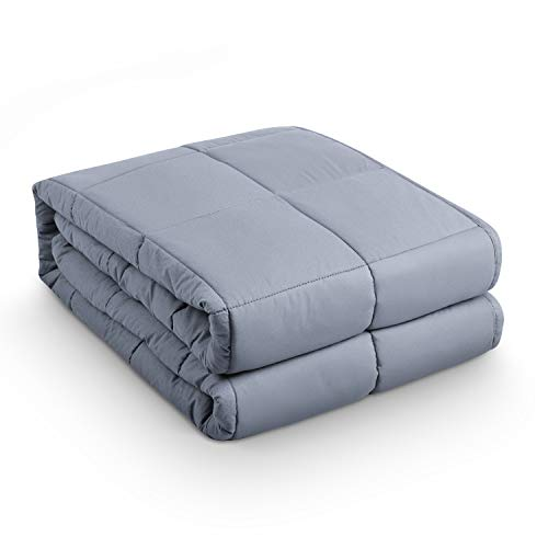 Premium Natural - BEASEN Weighted Blanket (12 lbs ,48
