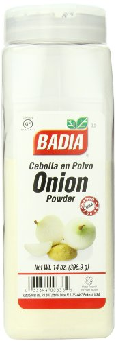 Badia Onion Powder, 14 Ounce (Pack of 6) by Badia