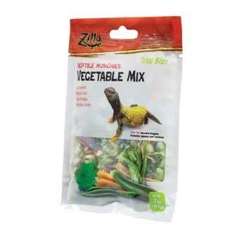 (Zilla Vegetable Reptile Munchies Reptile Food.7 oz.)