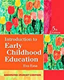 Introduction to Early Childhood Education Package, Essa, Eva L., 1418050520