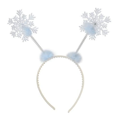 blinkee Flashing Snowflake Head Boppers by
