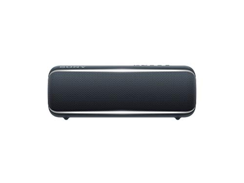 Sony SRS-XB22 Extra Bass Portable Bluetooth Speaker, Black (SRSXB22/B)