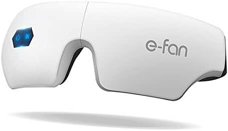 Bluetooth Music Heated Eye Mask Foldable Hot Eye Compress to Relieve Puffy Eyes Dark Circle Eyes Dry Eyes