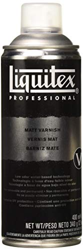 (Liquitex Professional Spray Varnish 12-oz, Matte)