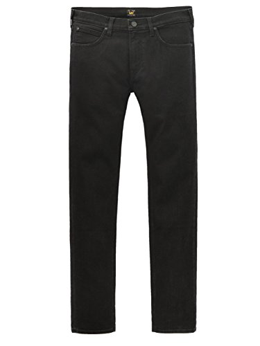 Rider Slim Uomo Cap Jeans Lee Black U4qA8wYdx
