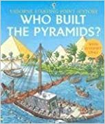 Book Who Built the Pyramids Internet Linked (Starting Point History) by Jane Chisholm (2004-01-31)