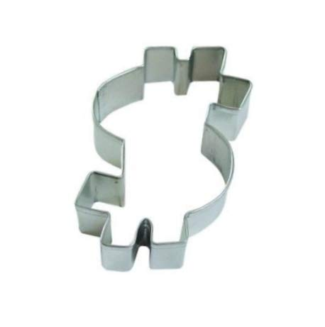 Cookie Cutter Dollar Sign 3.75'' Cookie Cutter New! ()