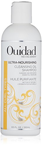 OUIDAD Ultra-nourishing Cleansing Oil Shampoo, 8.5...