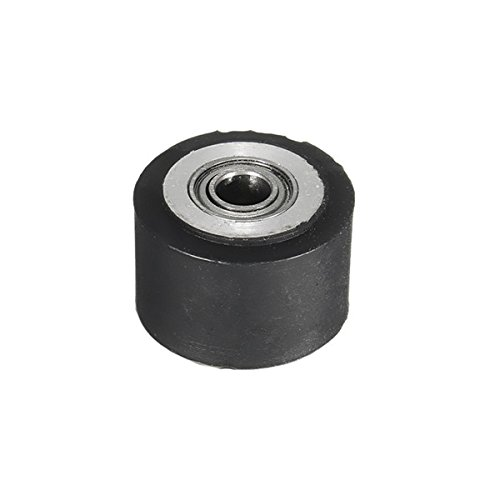 ZHENWOCAI 4x11x16mm Pinch Roller Wheel for Vinyl Cutting Plotter New