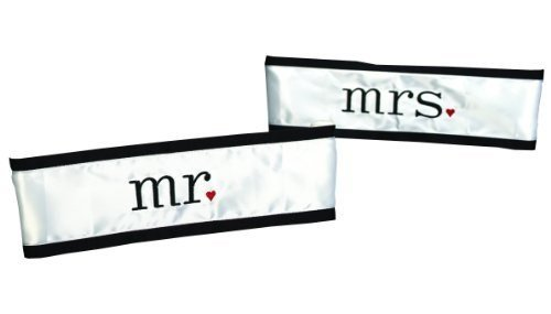 WMU Together Mr. & Mrs. Chair Sashes (Together Mr & Mrs Chair Sashes)