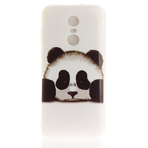 Funda para Xiaomi Redmi 5 Plus , IJIA Dreamcatcher TPU Silicona Suave Cover Tapa Caso Parachoques Case Carcasa Cubierta para Xiaomi Redmi 5 Plus (5.99) TX22
