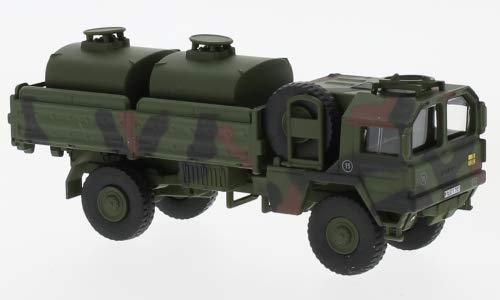 Fertigmodell Modellauto MAN 5t gl KAT1 Tank-LKW Schuco 1:87 Bundeswehr