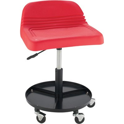 Torin Big Red Pneumatic Shop Seat with Tool Tray, Model# TR6375E
