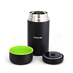 ROCKLAND OUTDOOR FOOD jars COMET 3 different capacities THERMOS vacuum insulated lunch container IDEAL for kids teens adults school outdoor travel camping office STAINLESS STEEL wide mouth FUNTAINER 46
