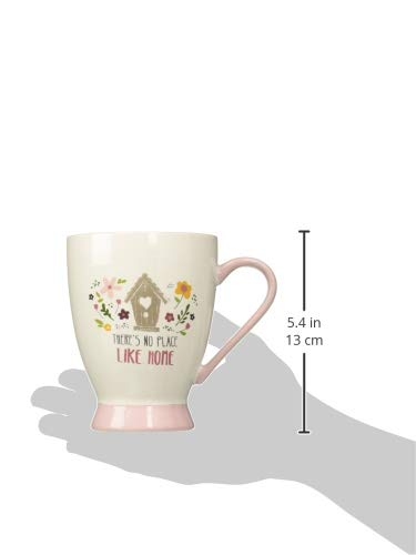 Pavilion Gift Company 55204 Theres No Place Like Home Cup