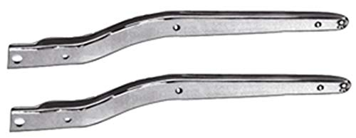 (REAR FENDER SUPPORTS - Fits FXWG 4 speed 1980/Later without turn signals)