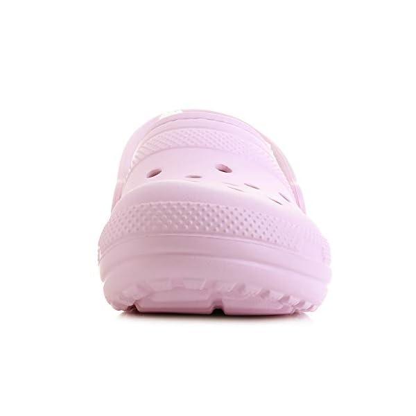 Crocs Men's & Women's Classic Lined Clog