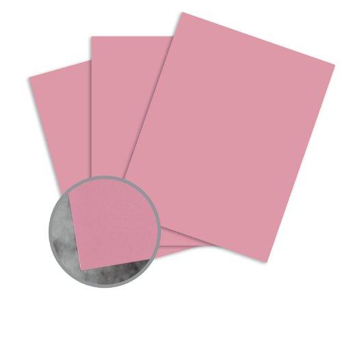 Manila File Mauve Paper - 8 1/2 x 11 in 70 lb Text Extra Smooth 25 per - 70 Text 11 Inch Lb