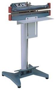 "AIE-310FD 12"" Double Impulse Foot Sealer & Bag Sealer w/ Thick 10mm Seal"