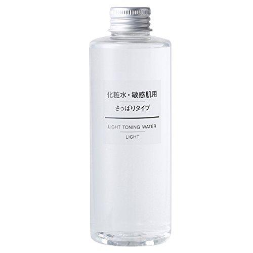 機械的に達成可能扱いやすい無印良品 化粧水?敏感肌用?さっぱりタイプ 200mL