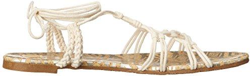 Roxy Women's MARI Strappy Gladiator Sandal White ZXhT6r