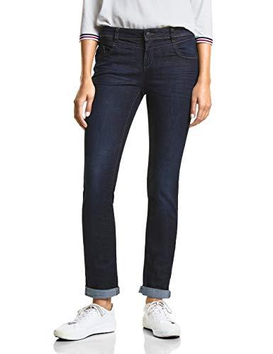 Blue Blau Slim Soft para One 11547 Wash Street Mujer Vaqueros nUqYnfX
