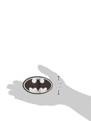 Amazon.com: Chroma 41504 Batman Logo Injection Molded Chrome Colored Emblem Decal: Automotive