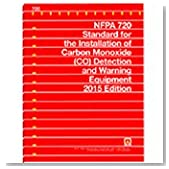 NFPA 720 Standard for the Installation of Carbon Monoxide (CO) Detection and Warning Equipment, 2015 Edition