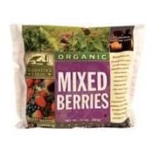 Woodstock Farms Organic Mixed Berry, 10 Ounce -- 12 per case.