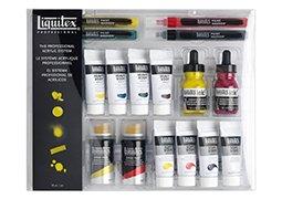 Liquitex Interminability Color Set