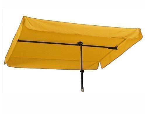 Amazon De Suncomfort Flex Roof Sonnenschirm Balkonschirm Balkondach