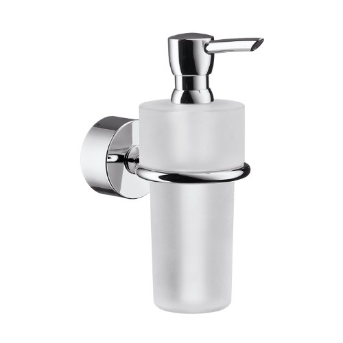 AXOR 41519000 Uno Soap/Lotion Dispenser, Chrome