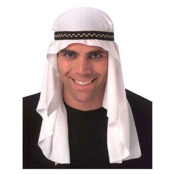 Rubie's Costume Arabian Mantle, White