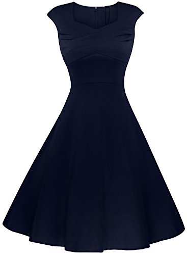 Knee Length Formal Dresses - 5