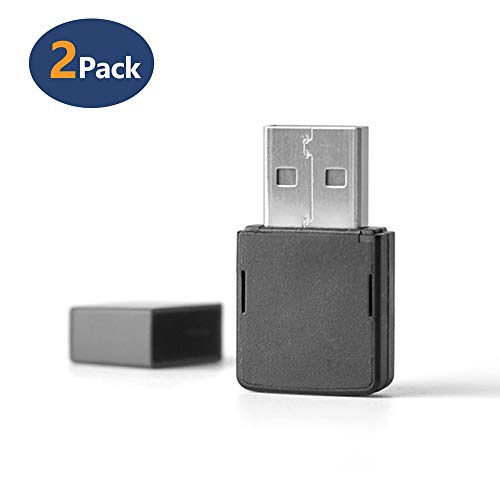 Portable USB Charger (2 Pack) - Fast and Reliable Charger Accessory