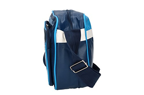 Umgehängt bèbè SSC NAPOLI ENZO CASTELLANO blau bandolier bag VF172