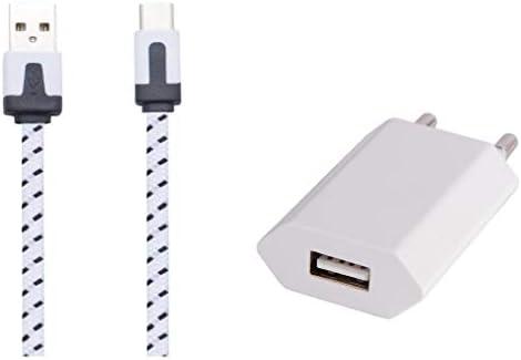 Pack Cargador para Samsung Galaxy A50 Smartphone Tipo C (Cable ...