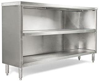 "product image for John Boos Economy Urban Industrial Buffet Cabinet Size: 72"" W"