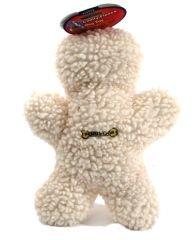 Dog Life Comfy-Fleece Buddy Dog Toy – 12 Inch, My Pet Supplies